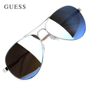게스 GU7228-10X 미러 선글라스